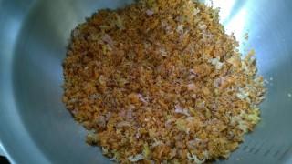 résidus carottes du jus