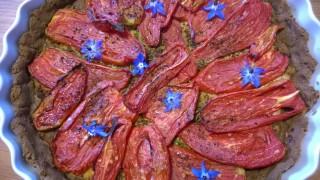 SR-tarte tomates cornues